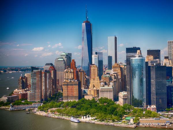 Kina Bergman och Kinas Kraftkälla, New York, USA