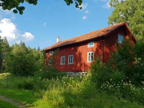 Kina Bergman and Kinas Kraftkälla, Magasinet, Almunge, Sweden